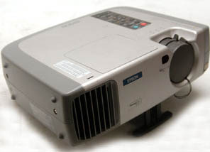 Epson_EMP811P_projector_Epson_ELPLP15_lamp