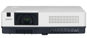 Sanyo PLC-XR251 projector, Sanyo POA-LMP132 (service parts no 610 345 2456)
