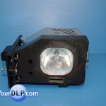 Panasonic TY-LA1000 Lamp Replacement How-To Instructions Guide