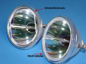 Original and Generic Philips UHP Lamps