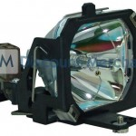 When to replace the ASK LAMP-001 projector lamp